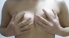 Japanese girl masturbation cellphone 7