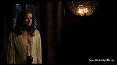 Joanne King and Tamzin Merchant - The Tudors S04E03