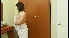 Beautiful mother with a lovely body fucked