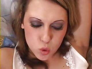 Milena Lisitsina - Reverse Gang Bang part 1