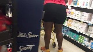 Big Ass Black Booty 2