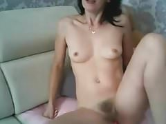 She shocks teddy with her fingering