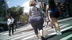 Another Candid Gordita Mexican BBW Monster Booty