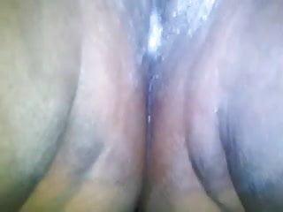 Cum in fat girls pussy - Fat girl cum filled pussy