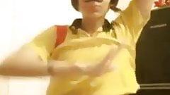 arab femboy dancing