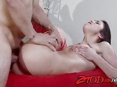 Flexibile Fuck Anna Morna