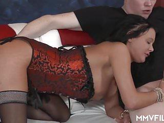Preview 4 of German Milf likes stranger cock