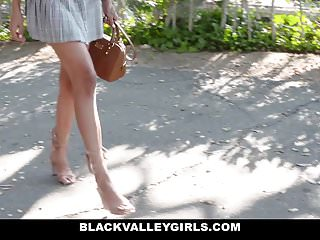 Blackvalleygirls Sexy Teen Steals White Girls Boyfriend