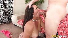 Golden Slut - Mature Beauty Leylani Wood Compilation Part 2