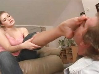 Brandi lick my spit from my dirty shoes