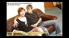 gruba czarna lesbijska rura