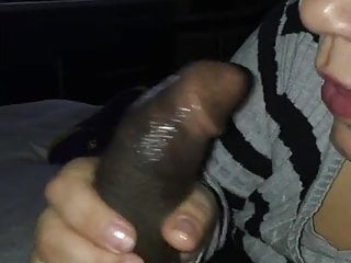 Red Hair Gagging on my dick 2
