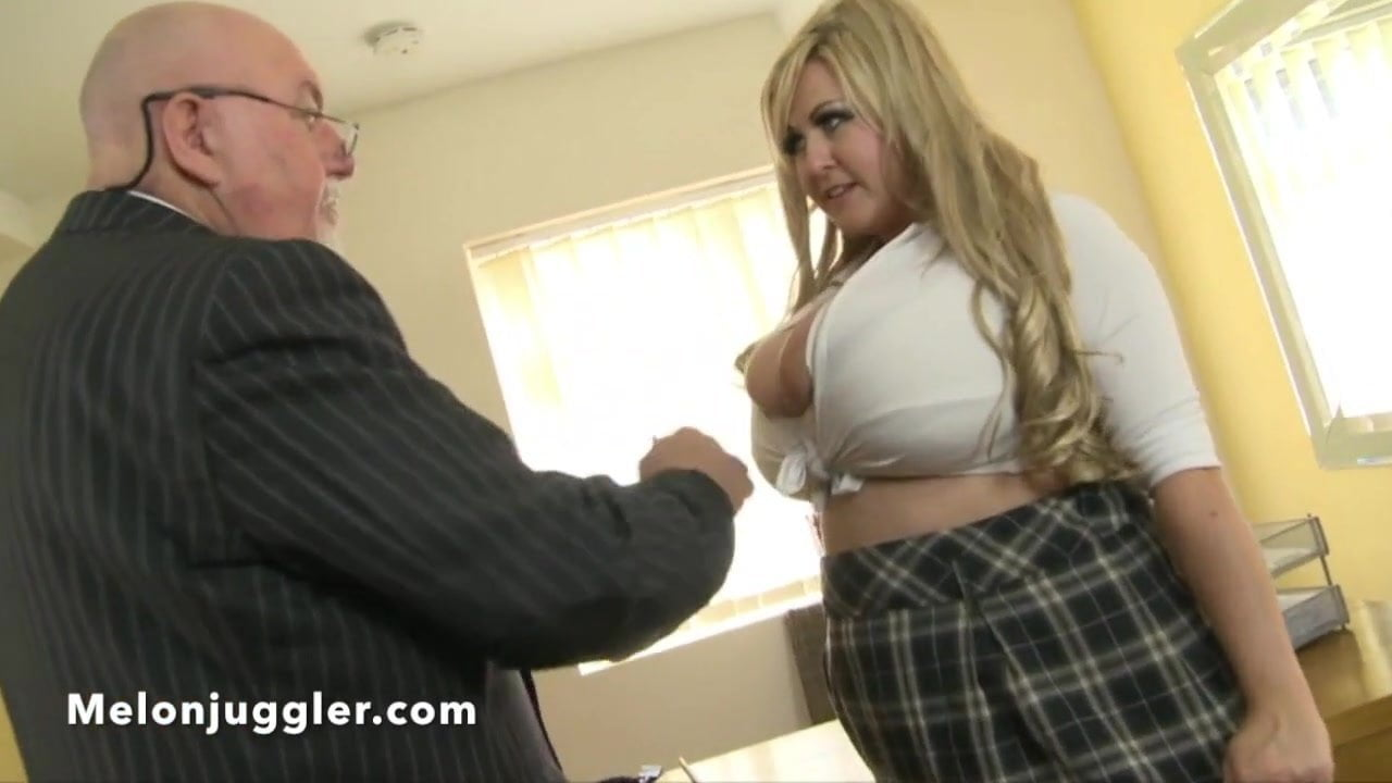 A Dirty Old Pervy Man With A Buxom Schoolgirl Free Porn 55-1051