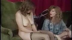 Annie Gets A Oral Lesson