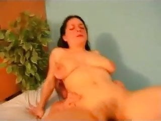 HAIRY BUSTY FRENCH AMATEUR GIRL LOVES BIG DICK & ANAL-JB$R