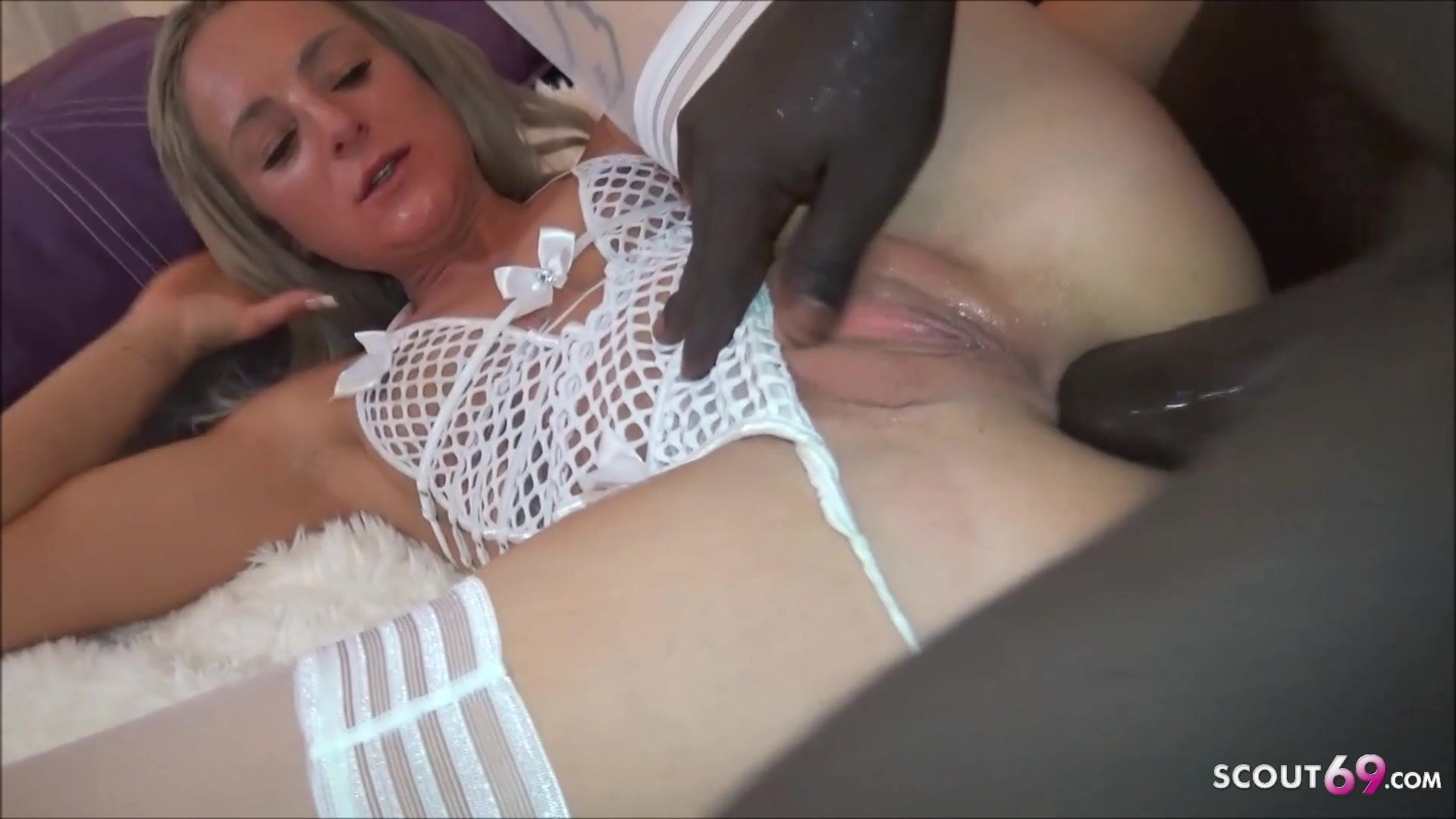Teen Selfmade Intercourse with Enormous Black Cock and Pal Filming