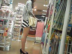 Upskirt Japanese amateur teen 5