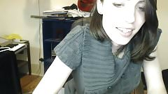 Sexy femboy chat room cam