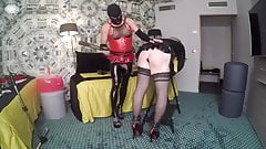 spanking and whipping crossdressers