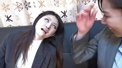 Japanese Girls Mesmerized's Thumb