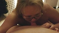 BBW Busty Wench Steak and BJ day 2018