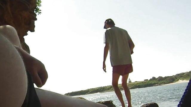 Preview 1 of Beach Wank #001