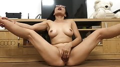 hot naked woman getting laid