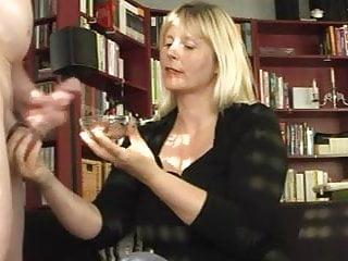 Preview 3 of HotVivien - Spermafood - Schokoeis mit Sahne