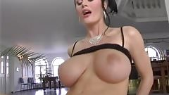 Karma Big Tits & Dp By Rambo