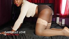 gabrielle love jerk off in nude colors promo