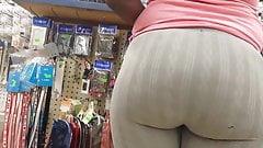 ass in leggings
