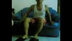 Malay - Blue Sofa Part 2