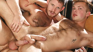 Hairy uncle - Spencer Whitman, Austin Ryder