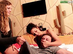 What Are You Doing Part 2 - Hand Smother Domination