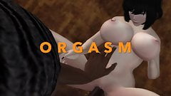 Hard Saying No (Orgasmic Second Life, SL Sex)