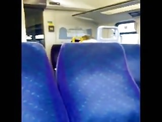 Couple Having Sex on First Great Western