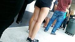teen in shorts 58