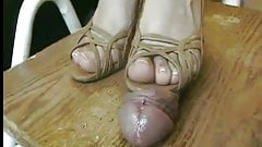 Peep toes are enough