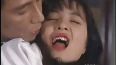 Rough Asian Stockings Sex And Facial