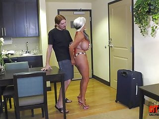 Download video bokep My Girlfriends MOM II ...Balls DEEP in her ASS Mp4 terbaru