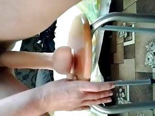 Real Home video - Milf Dildo Fresh wet cum