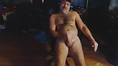 Trailertrash Redneck Massive cumshot