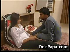 Young innocent indian girl cheated fucked hard Thumbnail