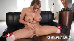 PornstarPlatinum - Ava Devine sperm donor Rod Piper