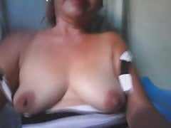 mature 59 year old Filipino fucking for me on cam