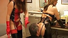 french mature femdom part 3
