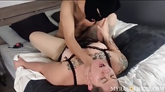 Blow Job, Fuck, And Facial