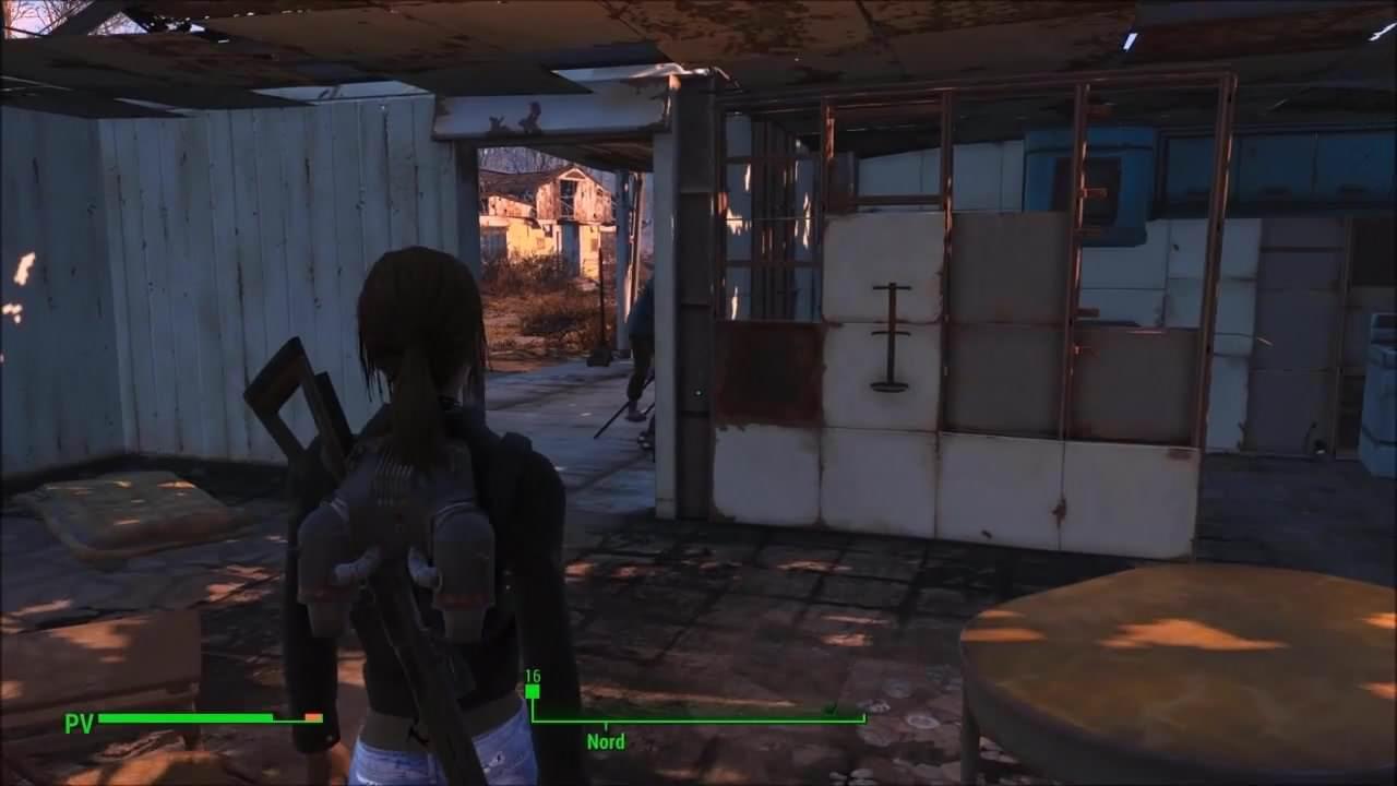 Fallout 4 katsu sex adventure chap13 goule lover - 2 part 4