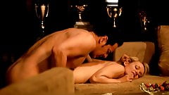 Tanya Clarke And Dawne Furey Sex From Behind In Death Warrio