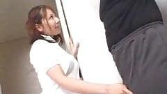 Cute Japanese Girls Sucks Cock DM720